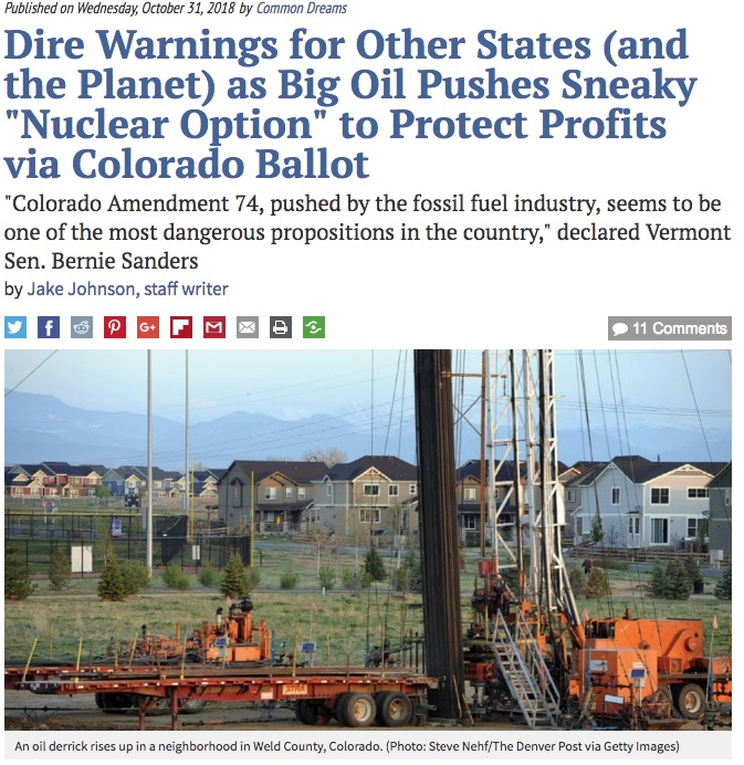 Connecting the Dots: Cheap fracked gas isn't cheap, the